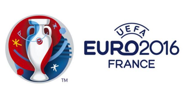 EURO2016のロゴ