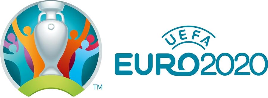 EURO2020の大会公式ロゴ