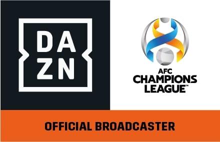 DAZNとACLのロゴ