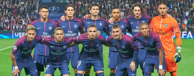 パリ・サンジェルマンの11人