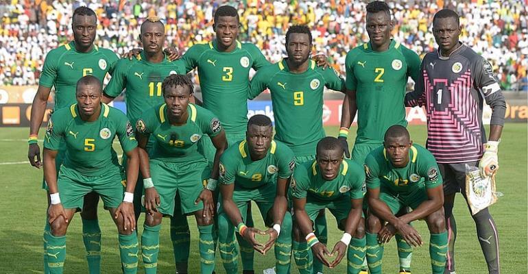 セネガル代表メンバー
