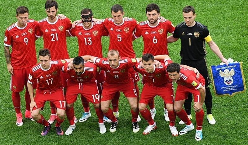 サッカーロシア代表メンバー