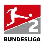 ブンデスリーガ2部のロゴ