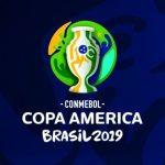 コパアメリカ2019のロゴ