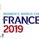 FIFA女子ワールドカップ2019フランスの公式ロゴ